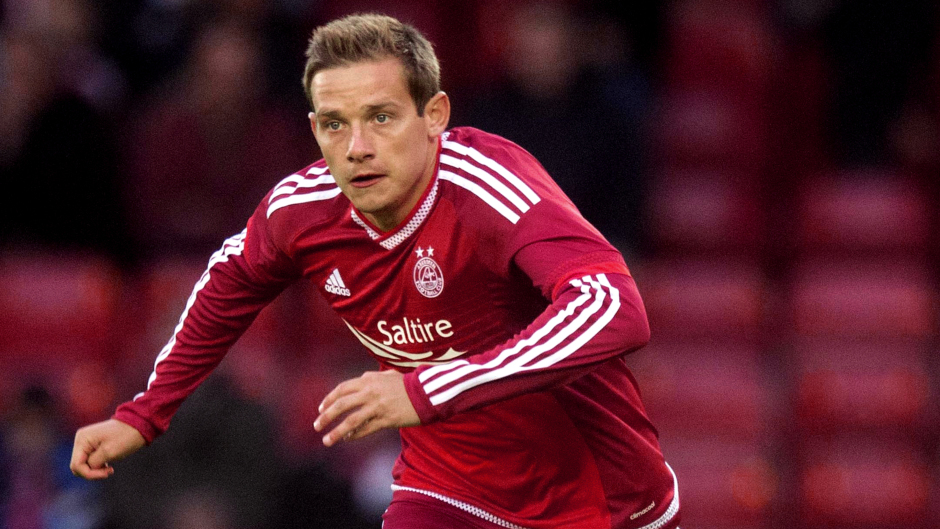 Peter Pawlett is nearing the end of his Aberdeen contract