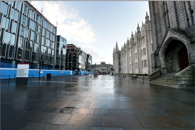 Marischal Square, by Colin Rennie