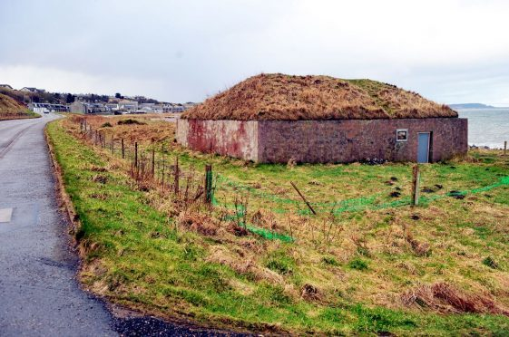 Plans have been submitted to convert the Portgordon ice house into a coffee shop.