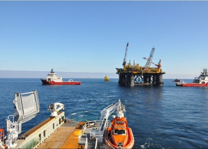Ithaca's FPF-1 vessel