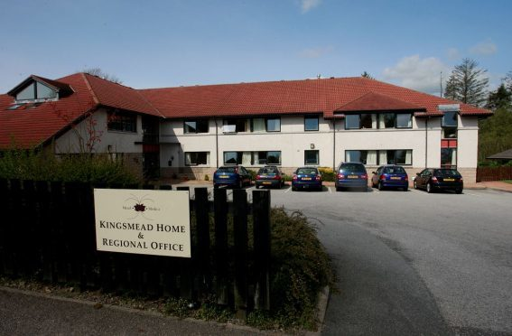 The city council has taken control of Kingsmead Nursing Home.