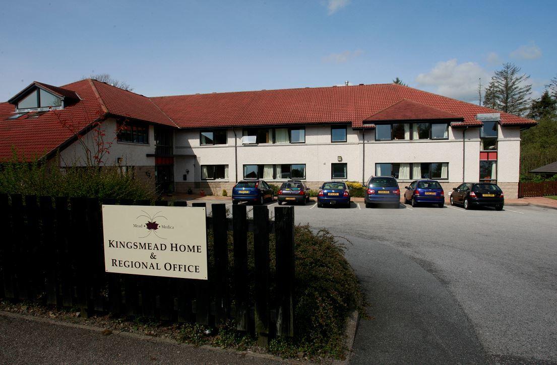 The city council has taken control of Kingsmead Nursing Home.