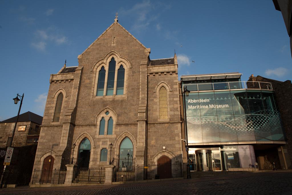 Aberdeen's Maritime Museum