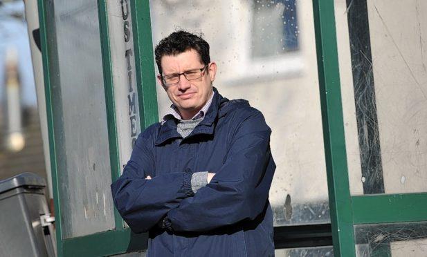 Forres councillor Aaron McLean.