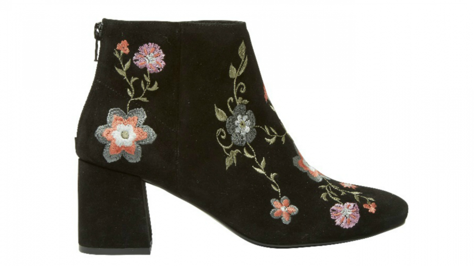 Africa Embroidered Boots, Office £90.00