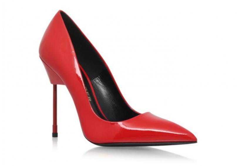 Britton Red High Heel, Kurt Geiger £199.00