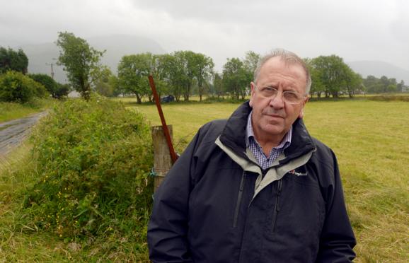 Caol and Mallaig councillor Bill Clark