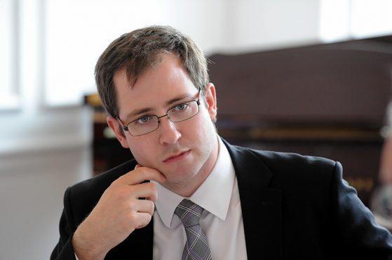 Fraser Grieve, Highlands and Islands director of the SCDI