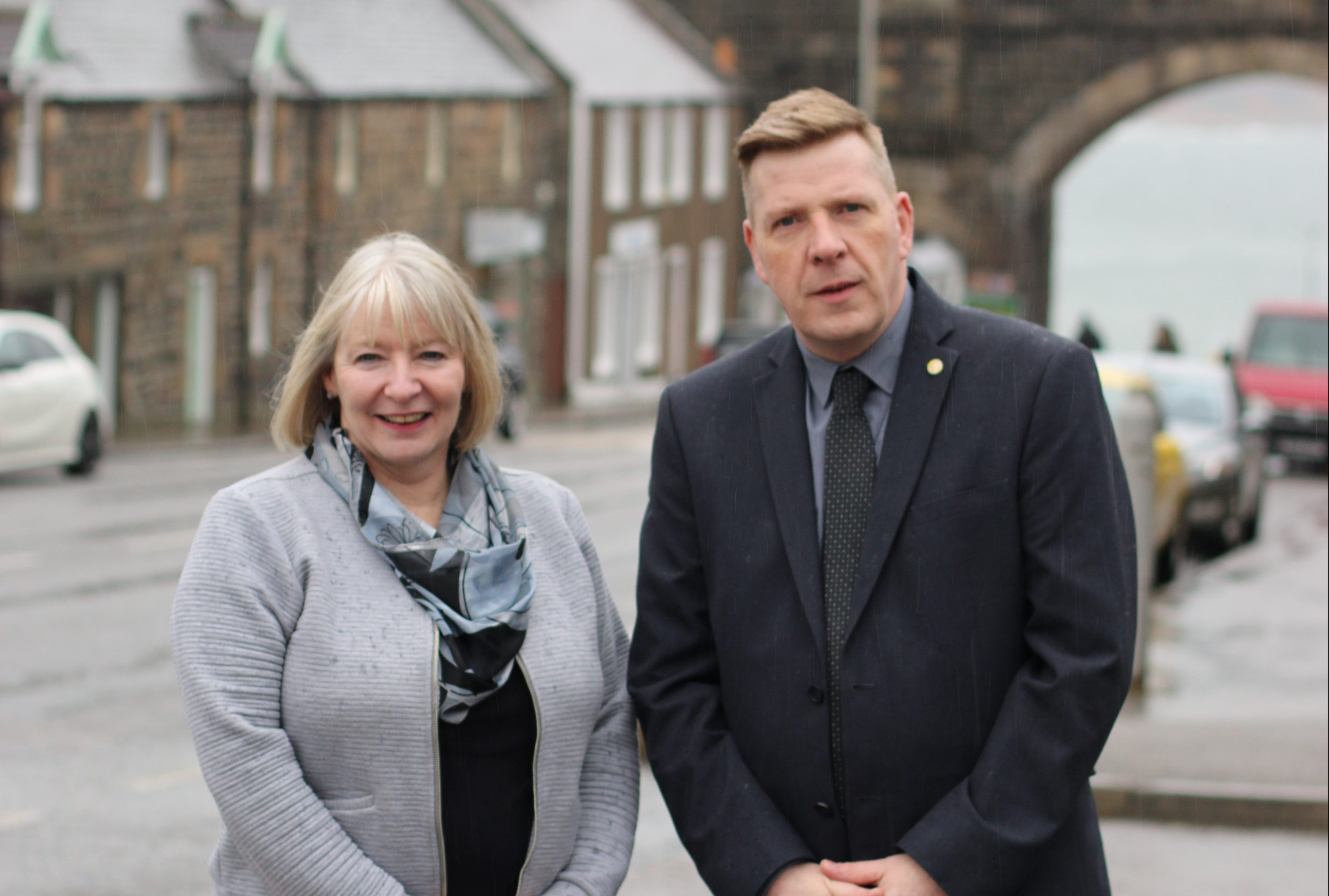 Theresa Coull and Iain Grieve will fight the Keith and Cullen ward for the SNP.