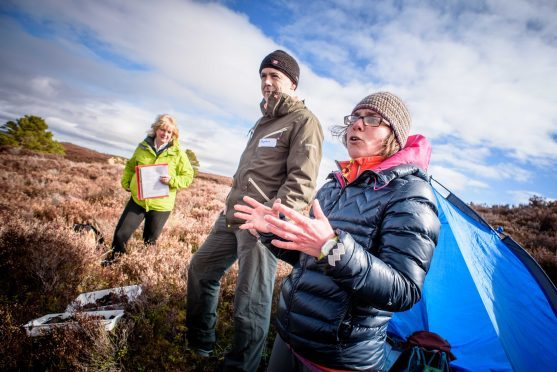 2016 Integrated Land Use Conference with staff and students in attendance, Carrbridge, 24-25 March 2016