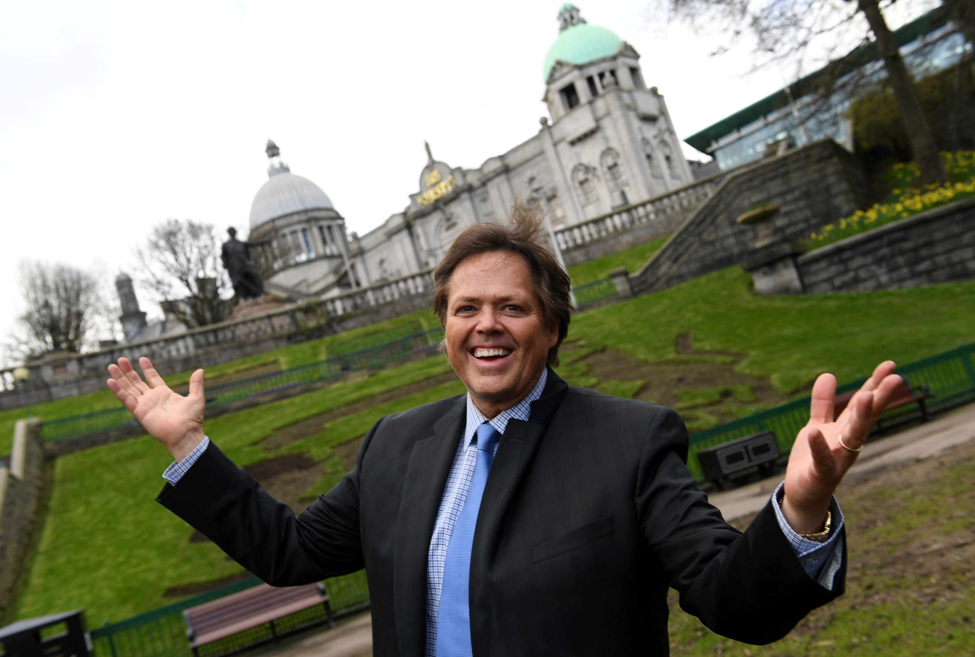 Jimmy Osmond. Picture by Kami Thomson