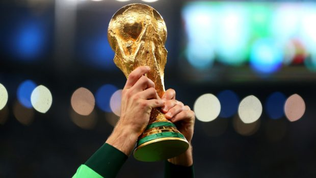 The World Cup will be hosted in North America.