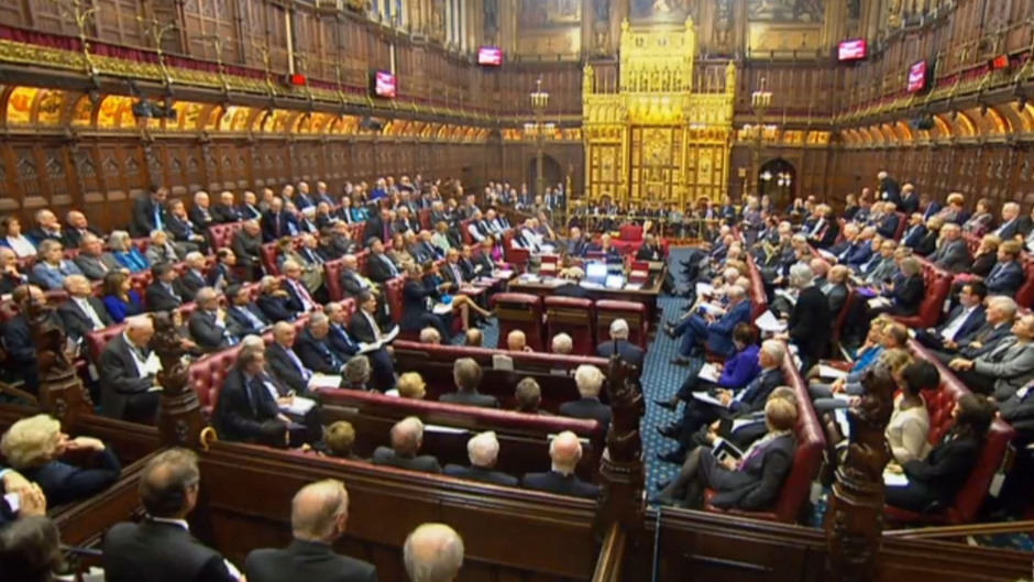 The Brexit Bill provoked a passionate debate in the House of Lords