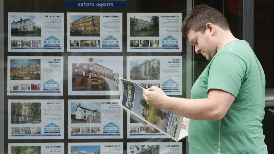 People have been told to postpone moving house