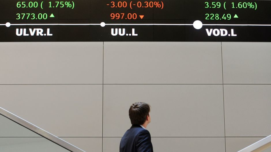 Shares dipped despite the Standard Life announcement