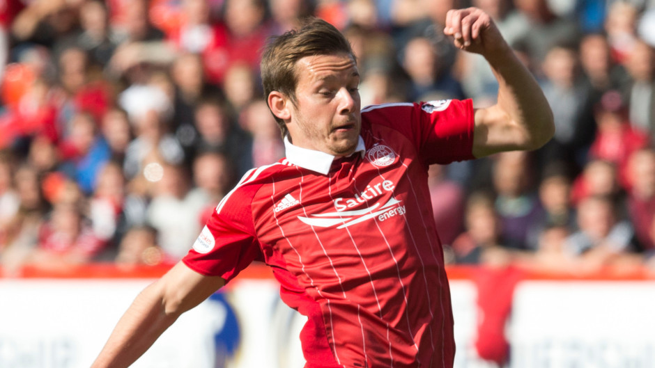 Aberdeen's Peter Pawlett faces a race to make the Scottish Cup final