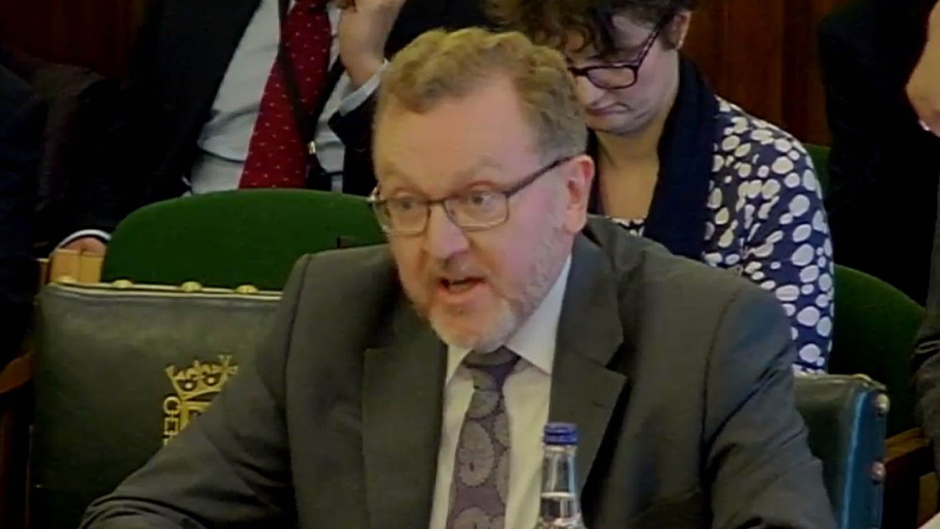 """David Mundell offered an """"absolute guarantee"""" Holyrood would be given greater control over Scottish affairs after Brexit"""