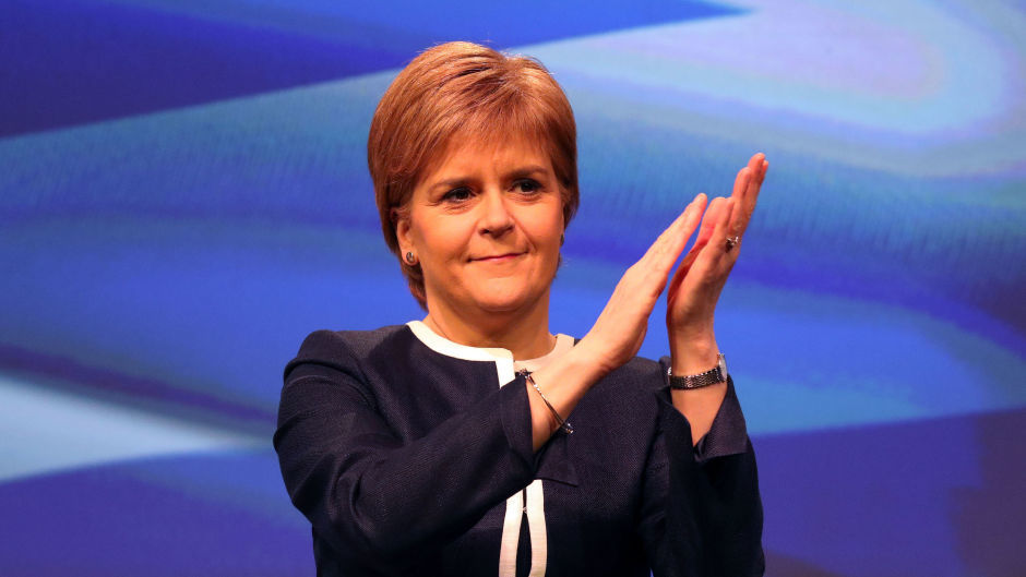 Nicola Sturgeon said 'various options' are open as she vows to continue her path to a second independence vote