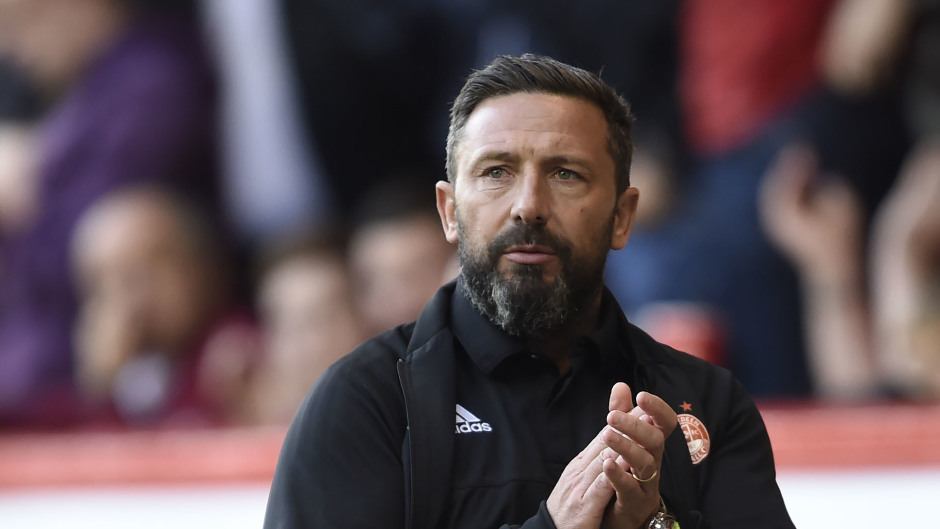 Derek McInnes has been linked with a move to Rangers since Pedro Caixinha was sacked in October.