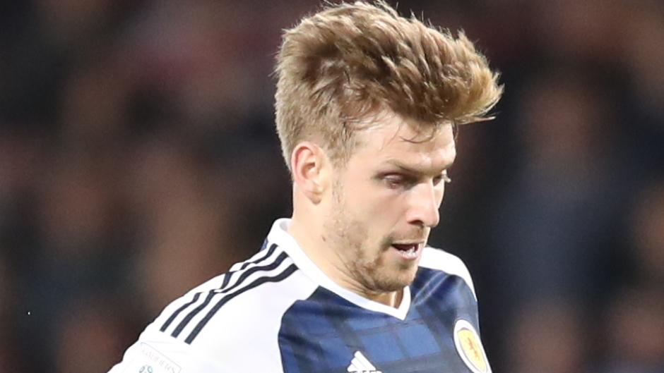 Scotland's Stuart Armstrong is upbeat about the future of the national team.