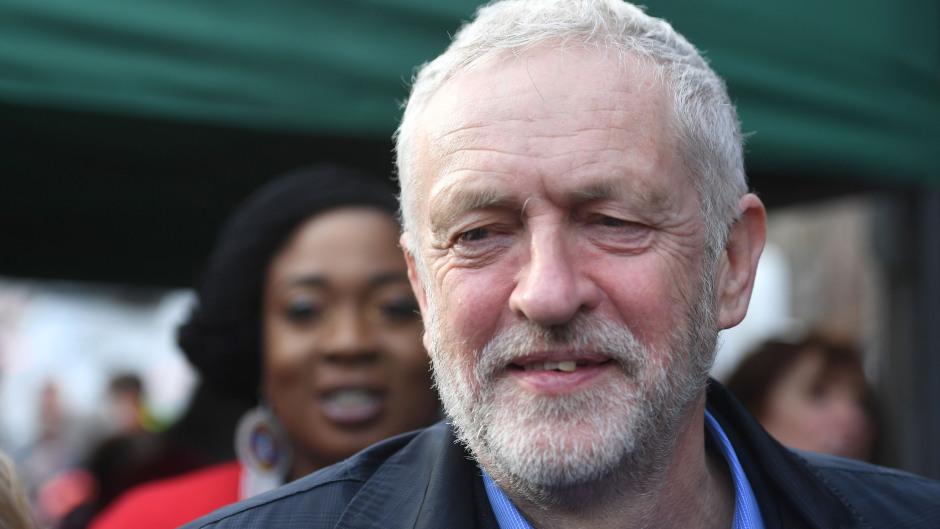 Jeremy Corbyn sent message in Welsh