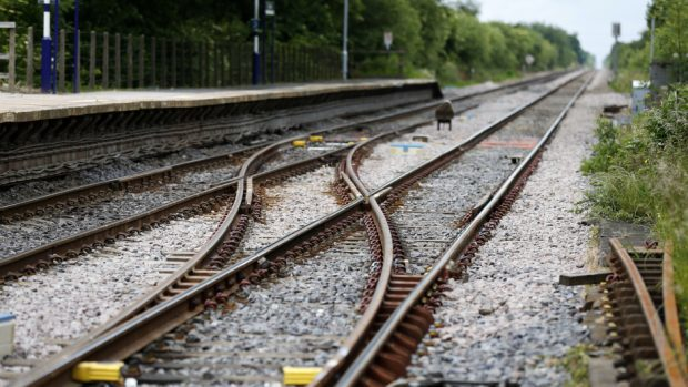 The viability of rail links between north-east towns will be investigated.