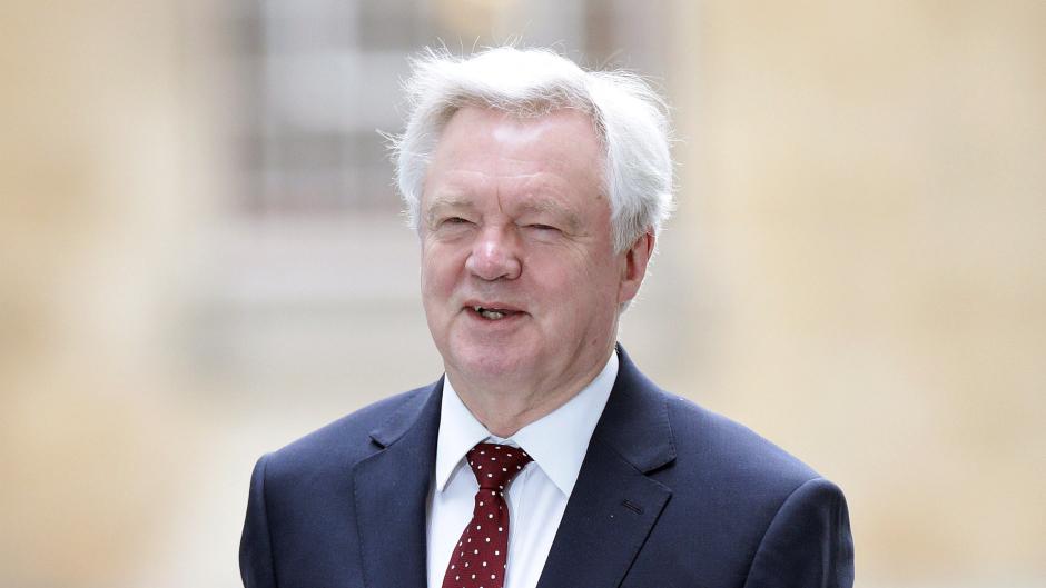 Brexit Secretary David Davis