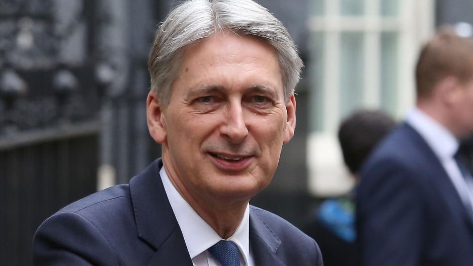 Chancellor Philip Hammond.