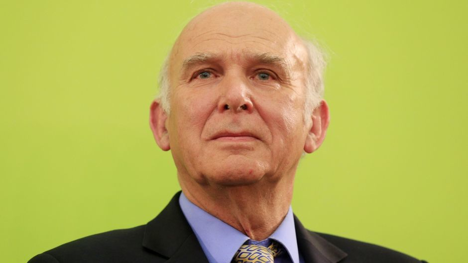 Sir Vince Cable replaced Tim Farron as Lib Dem leader