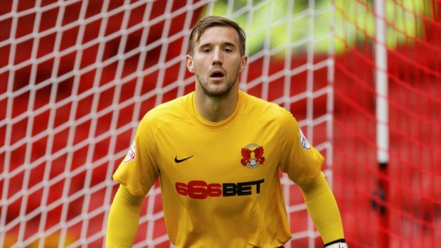 Gary Woods' loan has been extended