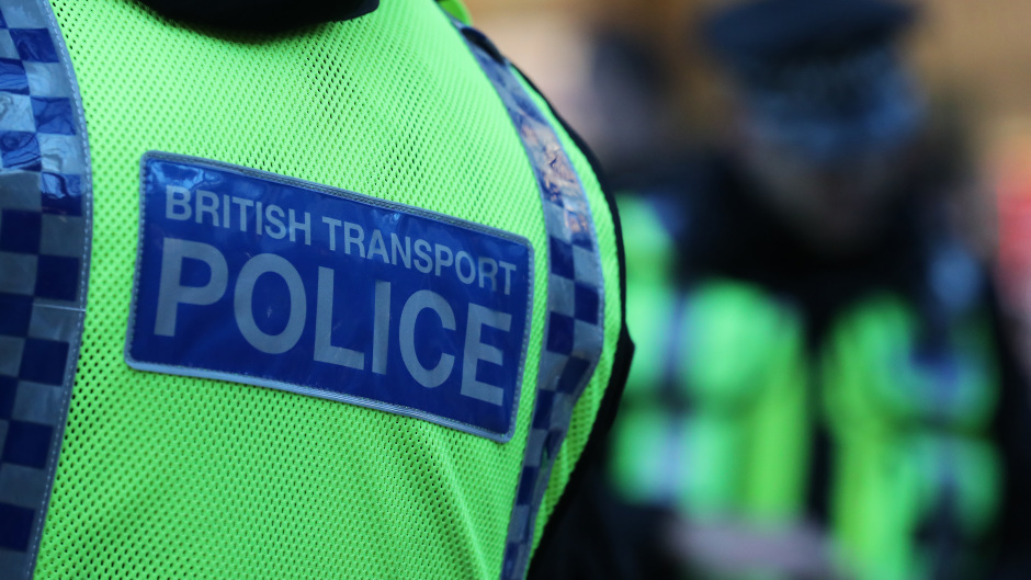 British Transport Police are appealing for witnesses