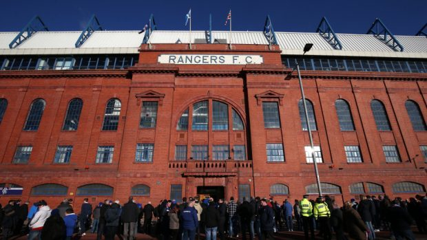 Rangers want a 14-14-18 structure.