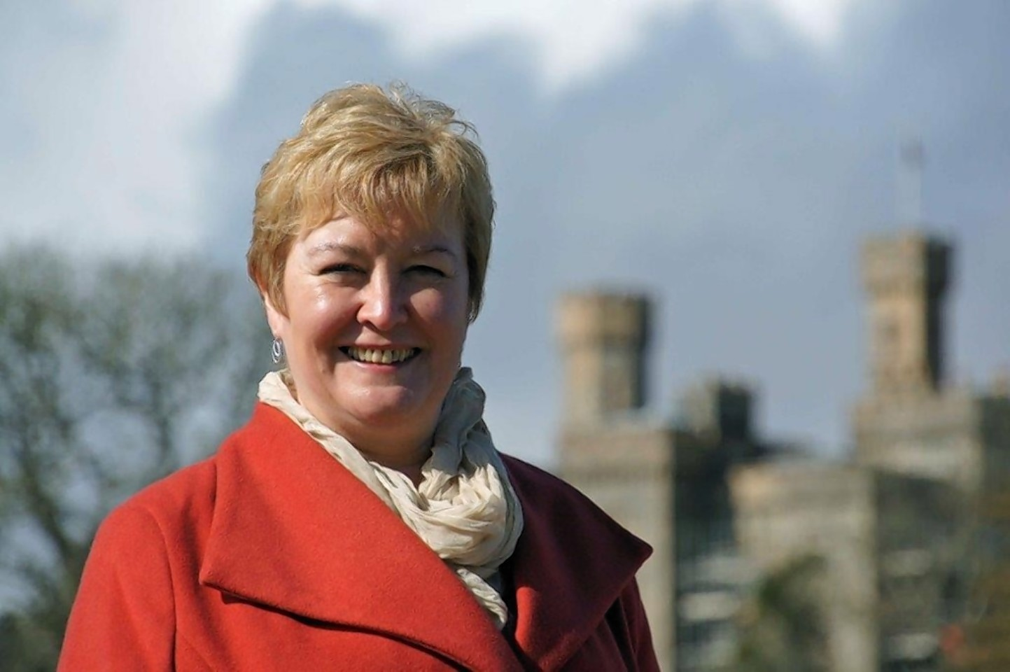 Highlands and Islands MSP Rhoda Grant.