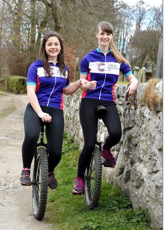 Gemma Shaw and Iona Copley