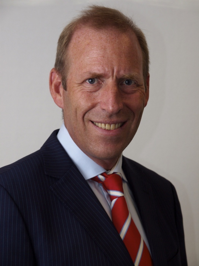 Air France KLM UK and Ireland general manager, Warner Rootliep.