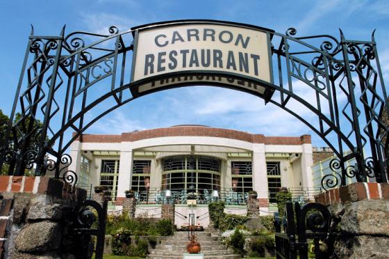 The Carron has closed.