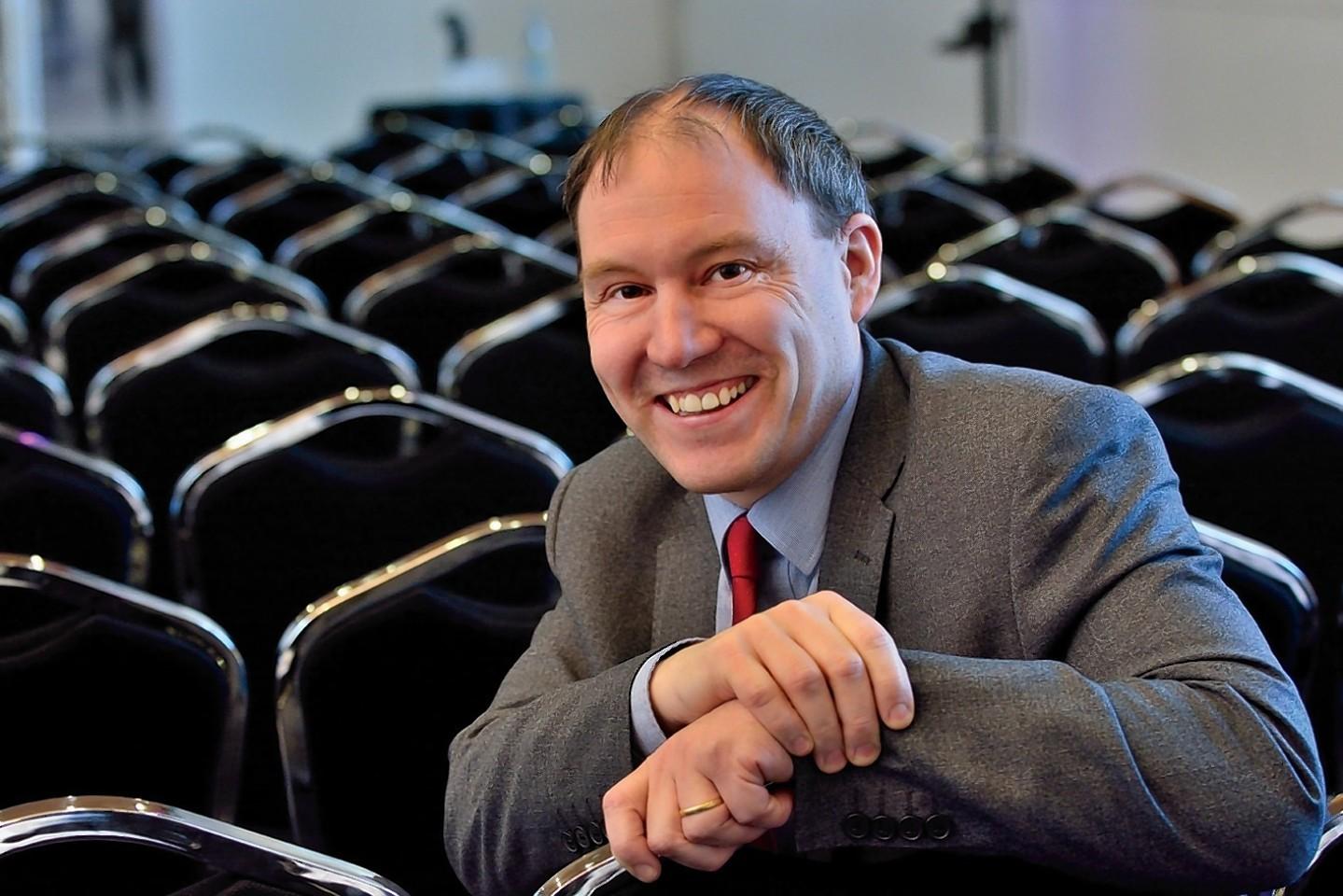 SPF director David Melhuish