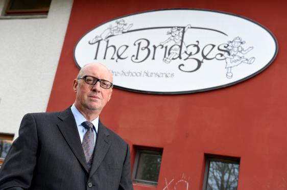 Bridges Nurseries, owned by Graham Mogford