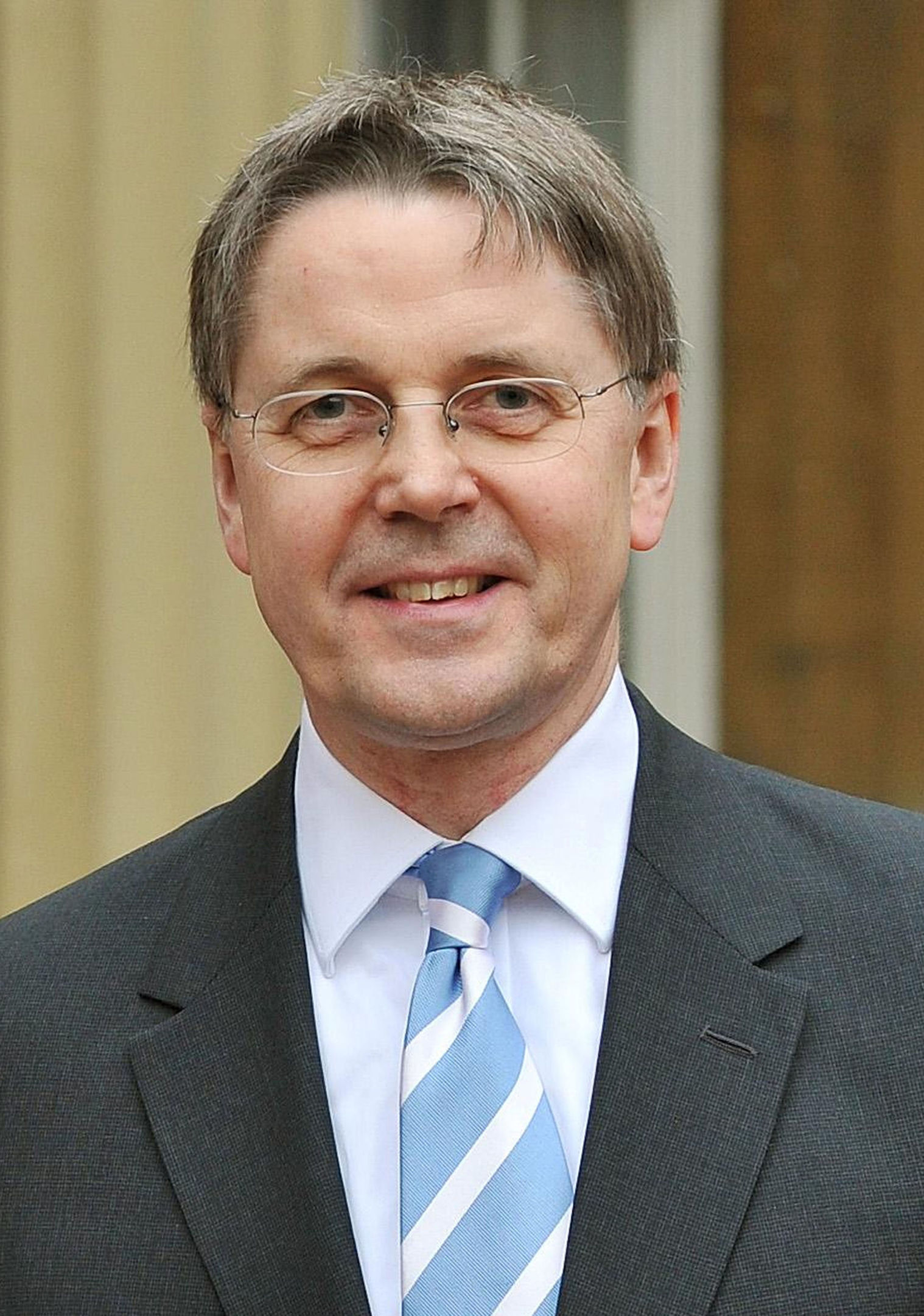 Head of the Civil Service Jeremy Heywood