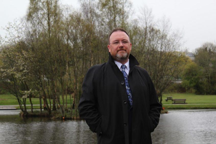 David Duguid, MP for Banff and Buchan.