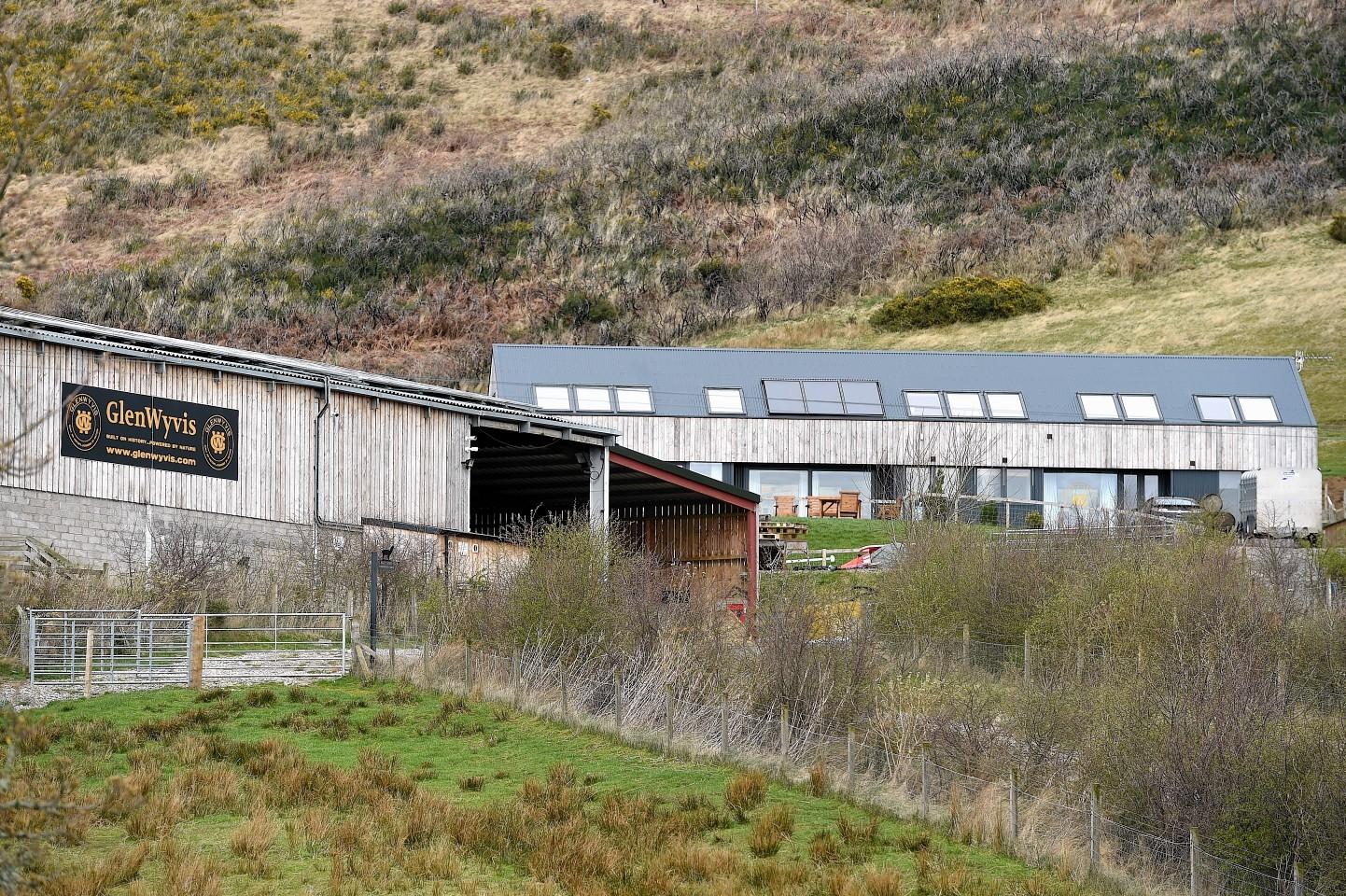 The Glen Wyvis Distillery