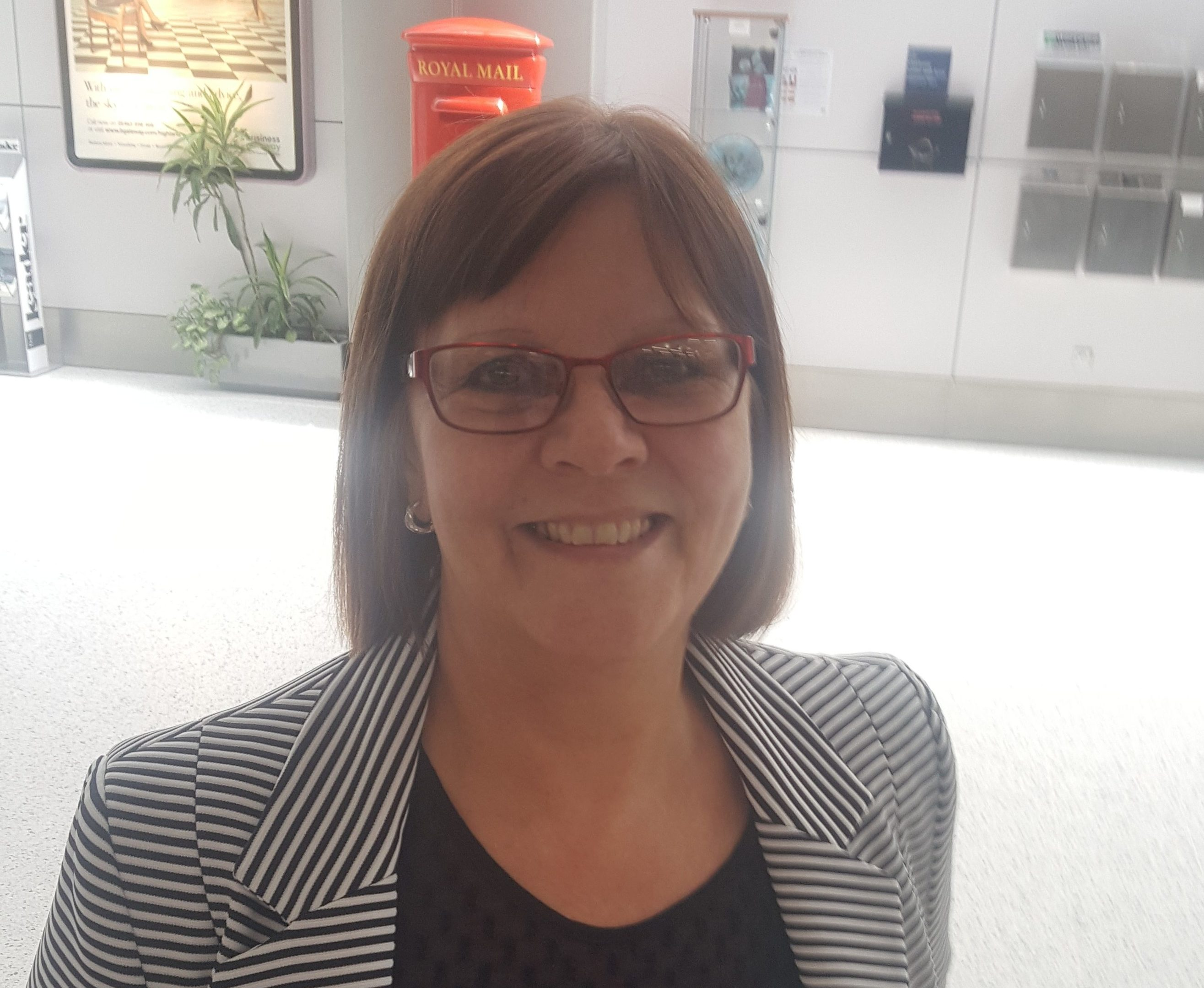 Helen Ashcroft