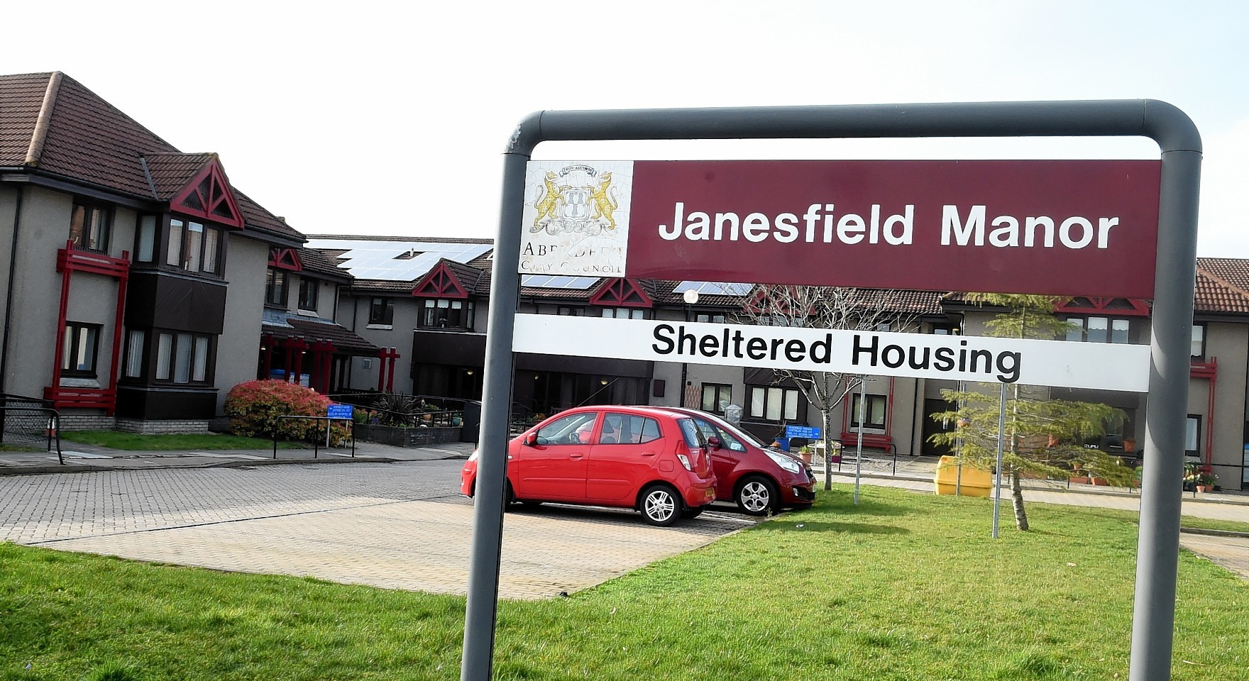 Lockdown restrictions will be eased at sheltered housing complexes like Janesfield Manor