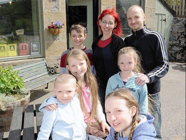The Zielsdorf family