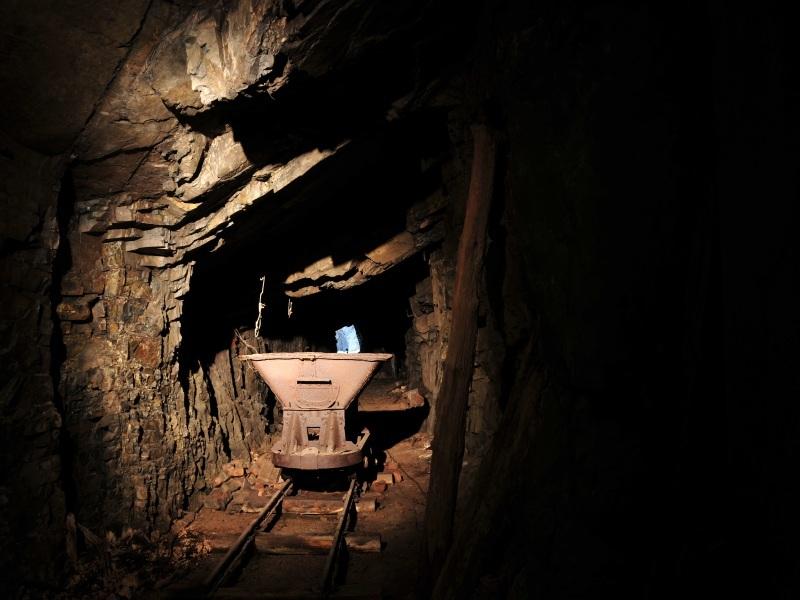 Jersey - War Tunnels