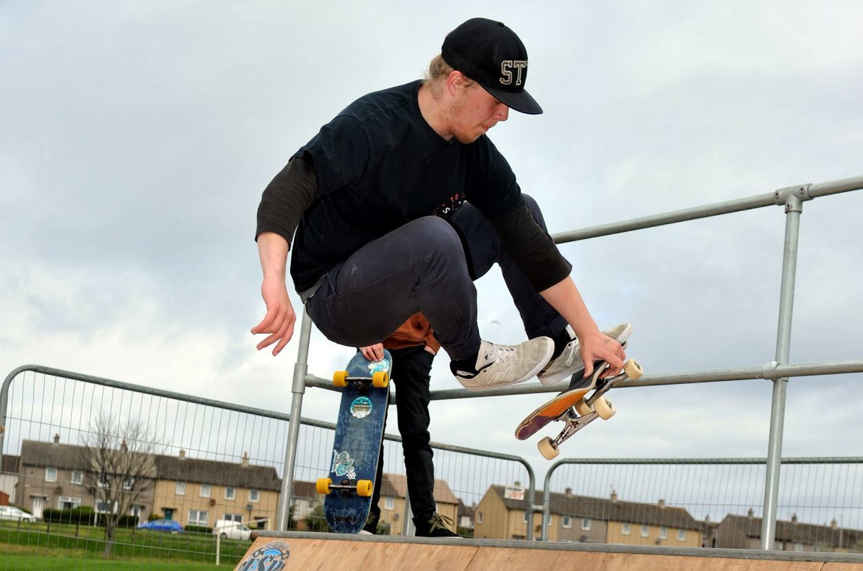 Skate park plans are being drawn up in the north-east.