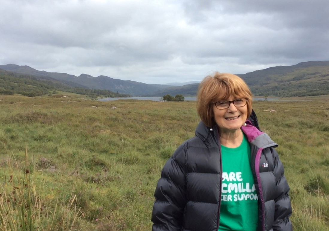 May Gilchrist has been organising the walk since 1996.