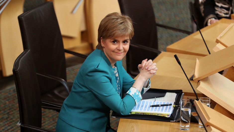 Announcing the move, Ms Sturgeon hailed Scottish expertise