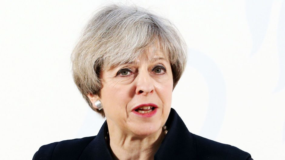 Theresa May 'can't handle' hard Brexit MPs