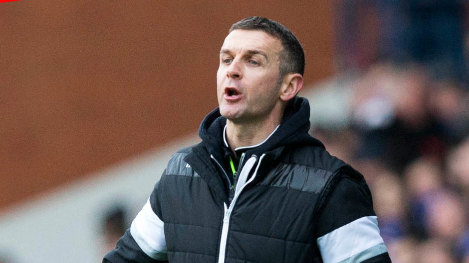 Former Ross County manager Jim McIntyre.